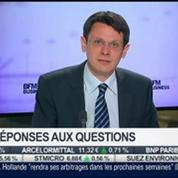 Les réponses de François Monnier aux auditeurs dans Intégrale Placements 1/2