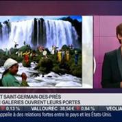 La sortie du jour: Jean-Pierre Arnoux, dans Paris est à vous –