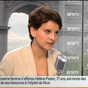 Bourdin Direct : Najat Vallaud-Belkacem