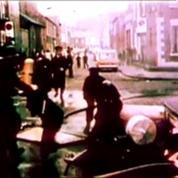 Meurtre d'une femme par l'IRA en 1972: le leader nationaliste Gerry Adams arrêté