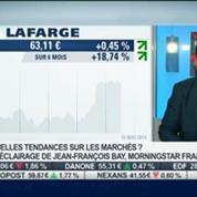 Tendances sur les marchés: les mauvais chiffres du PIB plombent les marchés: Jean-François Bay, dans Intégrale Bourse –