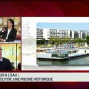 Molitor: une piscine historique, dans Goûts de luxe Paris – 4/8