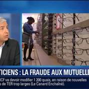 BFM Story: Santé: Des opticiens proposent à leurs clients de frauder les mutuelles et la Sécurité sociale