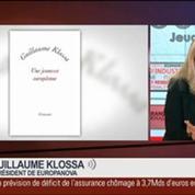 Ulysse Gosset et Guillaume Klossa, dans Le Grand Journal 2/4