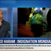 BFM Story: Le rapt de jeunes filles par le groupe islamiste Boko Haram a suscité une indignation mondiale