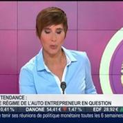 La tendance du moment: le régime de l'auto-entrepreneur en question, dans Paris est à vous