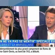 Villers-Cotterêts : Marion Maréchal-Le Pen juge le refus du maire FN