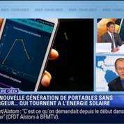 Culture geek: Une nouvelle génération de portables sans chargeur qui tournent à l'énergie solaire