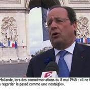 François Hollande rend hommage au soldat français mort au Mali