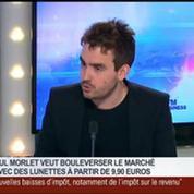 Des lunettes à dix euros, Paul Morlet, dans GMB