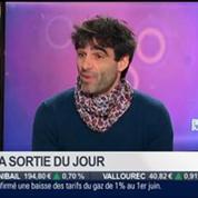 La sortie du jour: Damien Barrioz et Elodie Froc Lusson, dans Paris est à vous –