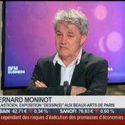 La sortie du jour: Bernard Moninot, dans Paris est à vous –