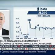 Pourquoi les marchés sont-ils aussi soporifiques?: Renaud Murail, dans Intégrale Bourse –