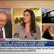 L'Éco du soir: Copropriété: les Parisiens payent jusqu'à 26 % de charges en plus que leurs voisins