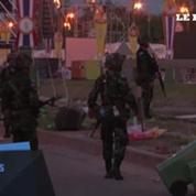 Thaïlande : l'armée impose un couvre-feu dans les rues de Bangkok