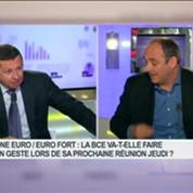 La minute d'Olivier Delamarche : Comment faire un QE utile ?