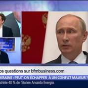 Ukraine: peut-on échapper à un conflit majeur ?, dans Les Décodeurs de l'éco 1/5