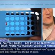 Culture geek: Taser, couteau suisse… des étuis de protection pour smartphone pas comme les autres
