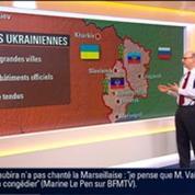 Harold à la carte: Référendums dans l'est de l'Ukraine: le Donetsk et le Lougansk sont devenus des républiques séparatistes