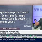 Les réponses de Christian Fontaine aux auditeurs dans Intégrale Placements 2/2