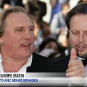 Interrogé sur Poutine et DSK, Depardieu met fin à une interview