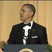 Barack Obama sa moque des républicains