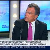 Conflit Russie-Ukraine: les enjeux pour la France, Jean-Pierre Thomas, dans GMB –