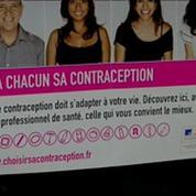 Contraception: les femmes choisissent moins la pilule