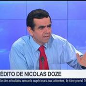 Nicolas Doze: Pierre Gattaz augmente son salaire, tout en prônant la modération salariale