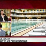 Molitor: une piscine historique, dans Goûts de luxe Paris – 3/8