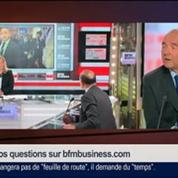 Pierre Moscovici, ancien ministre de l'Économie et des Finances, dans Le Grand Journal 2/4