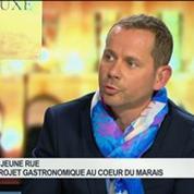 La Jeune Rue: le projet gastronomique au cœur du Marais, dans Goûts de luxe Paris – 3/4