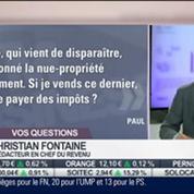 Les réponses de Christian Fontaine aux auditeurs dans Intégrale Placements 1/2