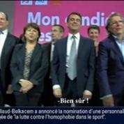 Politicozap: Christine Boutin et Alain Delon ensemble –