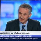 Qui écoute encore François Hollande ?, dans Les Décodeurs de l'éco 5/5