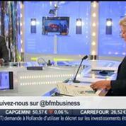 Étienne Caniard, Mutualité Française, dans l'invité de BFM Business –