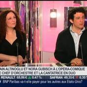 Le Paris d'Alain Altinoglu et de Nora Gubisch, à l'Opéra-comique, dans Paris est à vous –
