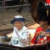 Angleterre : Elisabeth fête royalement ses 88 ans