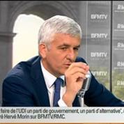 Bourdin Direct : Hervé Morin –