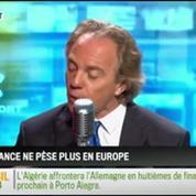 Le parti pris d'Hervé Gattegno : L'affaiblissement politique de la France se fait ressentir en Europe –