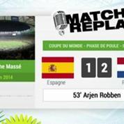 Espagne - Pays-Bas : Le Goal Replay avec le son RMC Sport !