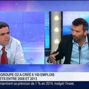 Étude de Xerfi: Le groupe 02 est le premier créateur d'emploi en France, Guillaume Richard, dans GMB
