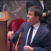 Sortir de Schengen? Il faut être sérieux martèle six fois Manuel Valls