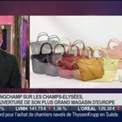 Le Paris de Jean Cassegrain, Longchamp, dans Paris est à vous –