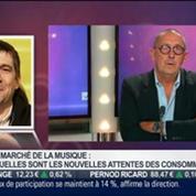 La tendance du moment: Quid du marché de la musique, dans Paris est à vous –