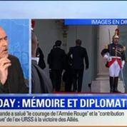Stéphane Grimaldi, François Durpaire et Pierre Lellouche: Les invités de Ruth Elkrief