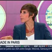 Made in Paris: Marc Levy et Raphael Vannier, SeventyOne Percent, dans Paris est à vous –
