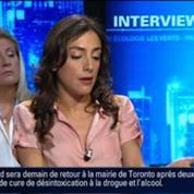 BFM Politique: L'interview de Arnaud Montebourg par Anna Cabana du Point 4/5