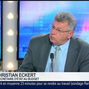 Le pacte de responsabilité est en route, Christian Eckert, dans GMB