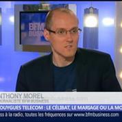 Bouygues Telecom: le célibat, le mariage ou la mort ?, dans Les Décodeurs de l'éco 1/5